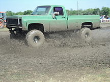 Covington Mud Bog