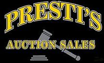 Presti's Auction Sales