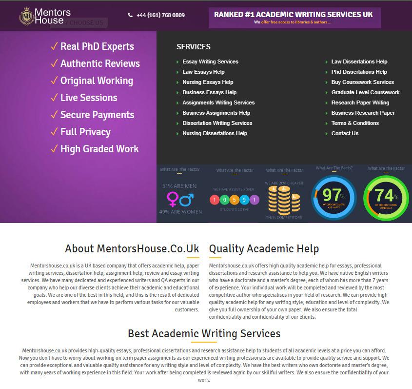Mentors House UK